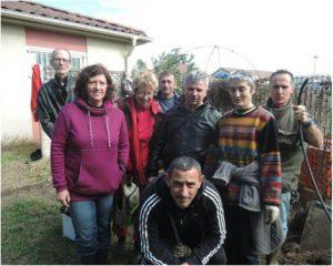 bénévoles jardin nouveau