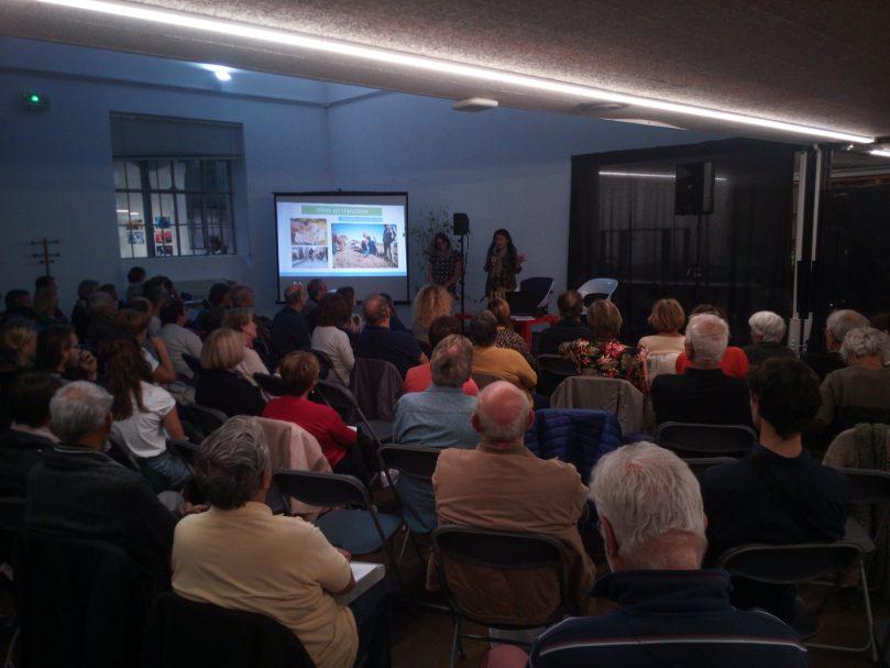 """Retour sur la conférence """"Villes en Transitions"""" avec l'Université Populaire du Pays d'Aix."""